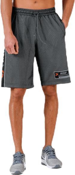 No1 mesh shorts Black