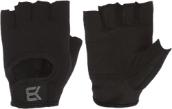 Basic Gym Gloves     Black