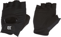 Womens Train Gloves  Black