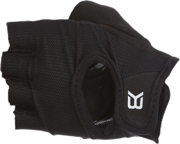 Womens Train Gloves  Black