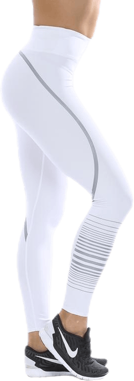 Madison Tights White