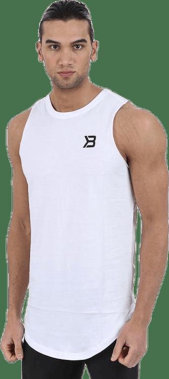 Harlem Tank          White