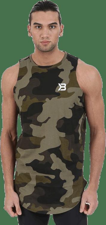 Harlem Tank          Patterned
