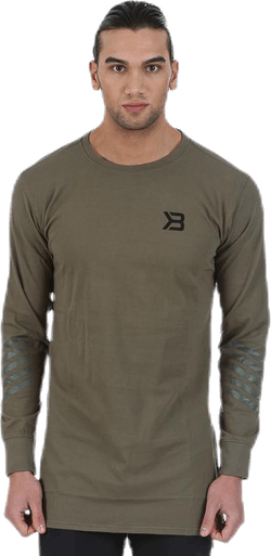 Bronx Long Sleeve Green