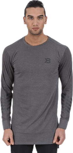 Bronx Long Sleeve Grey
