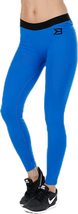 Astoria Curve Tights Blue