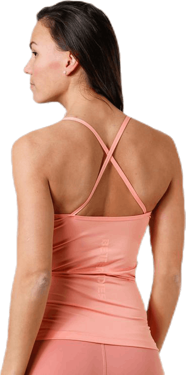 Waverly Strap Top Pink