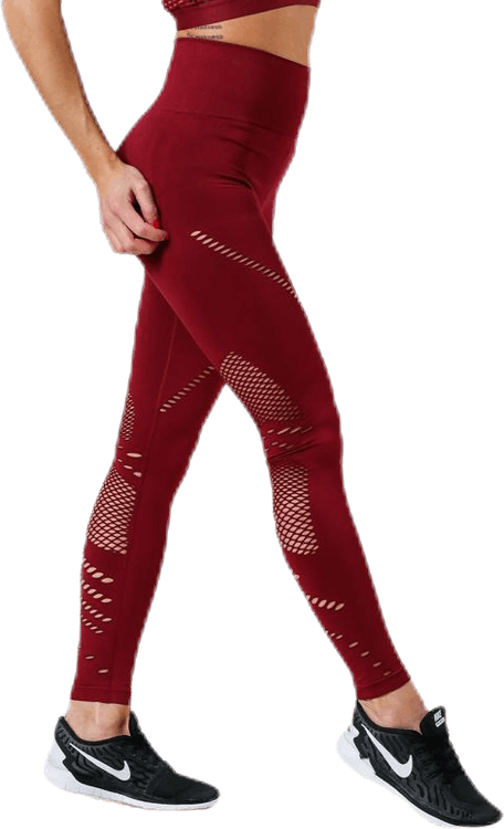 Waverly Tights Red