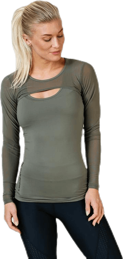 Highbridge mesh ls Green