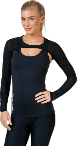 Highbridge mesh ls Black