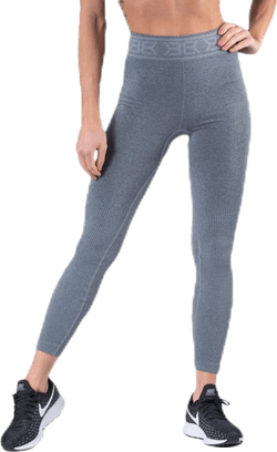 Rib Seamless Legging Grey