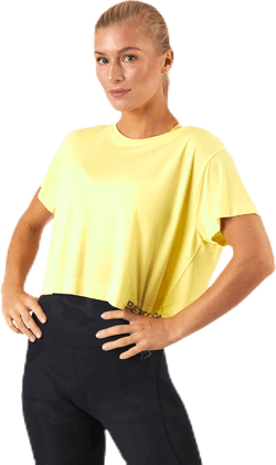Rockaway Seamless Tee Yellow
