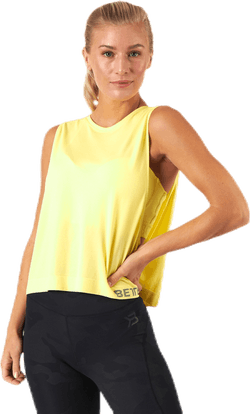 Rockaway Seamless Tank Yellow