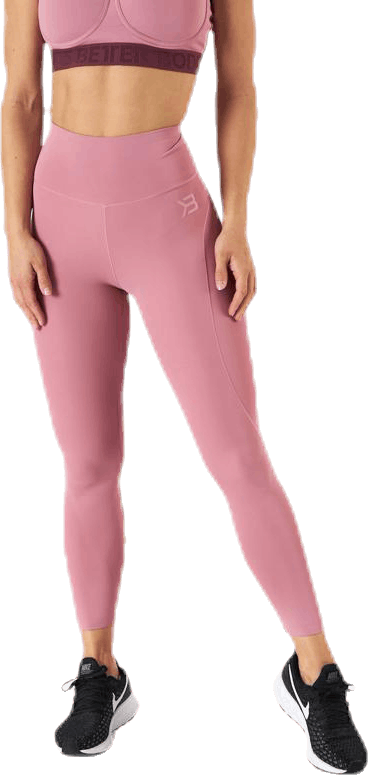 High Waist Leggings Pink
