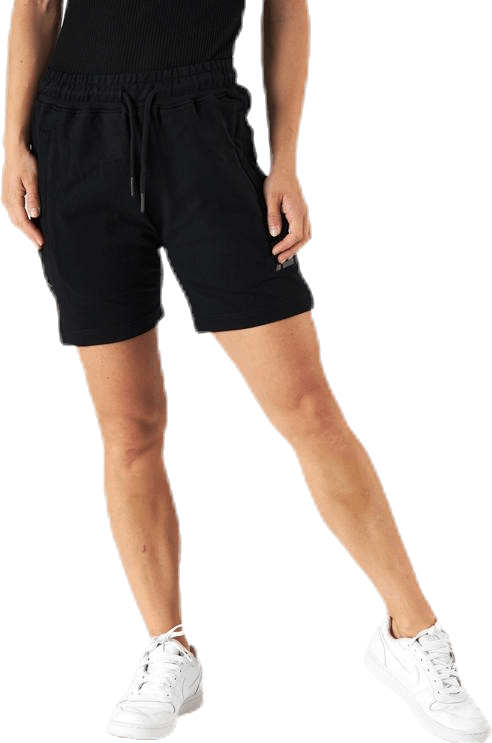 Tapered Sweatshorts Black