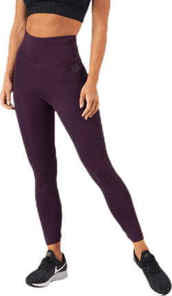 High Waist Leggings Purple