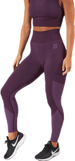 Roxy Seamless Leggings Purple