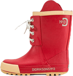 Splashman Kids Boot Red