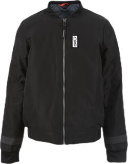 Paris Girls Bomber Jacket Black