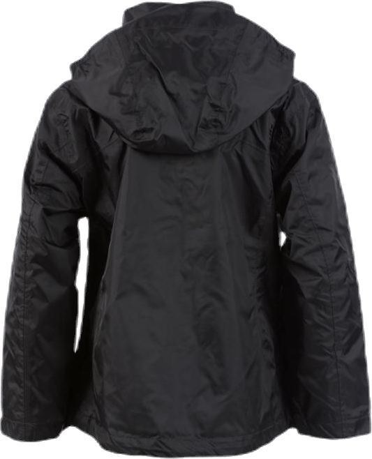 Tigris Junior Girls Rain Set Black