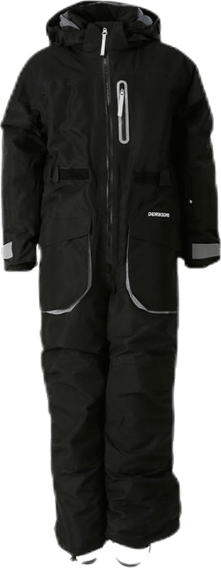 Sogne Kid's Coverall Black