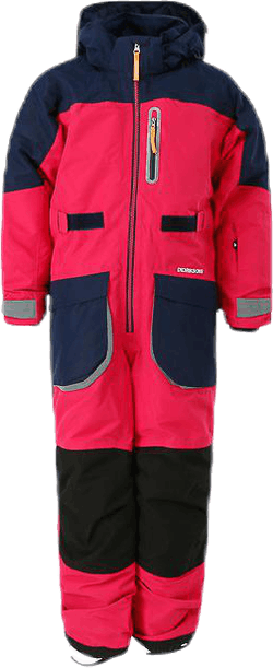 Sogne Kid's Coverall Pink
