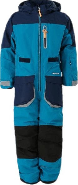 Sogne Kid's Coverall Blue
