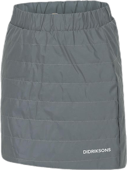 Dala Padded Reflective Skirt Silver