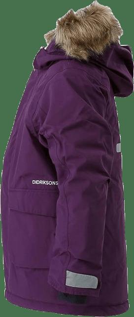 Kure Kid's Parka Purple