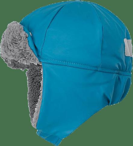 Biggles Galon Rain Cap Blue