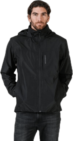 Incus Jacket Black