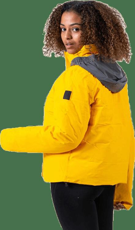 Kim Jacket Yellow