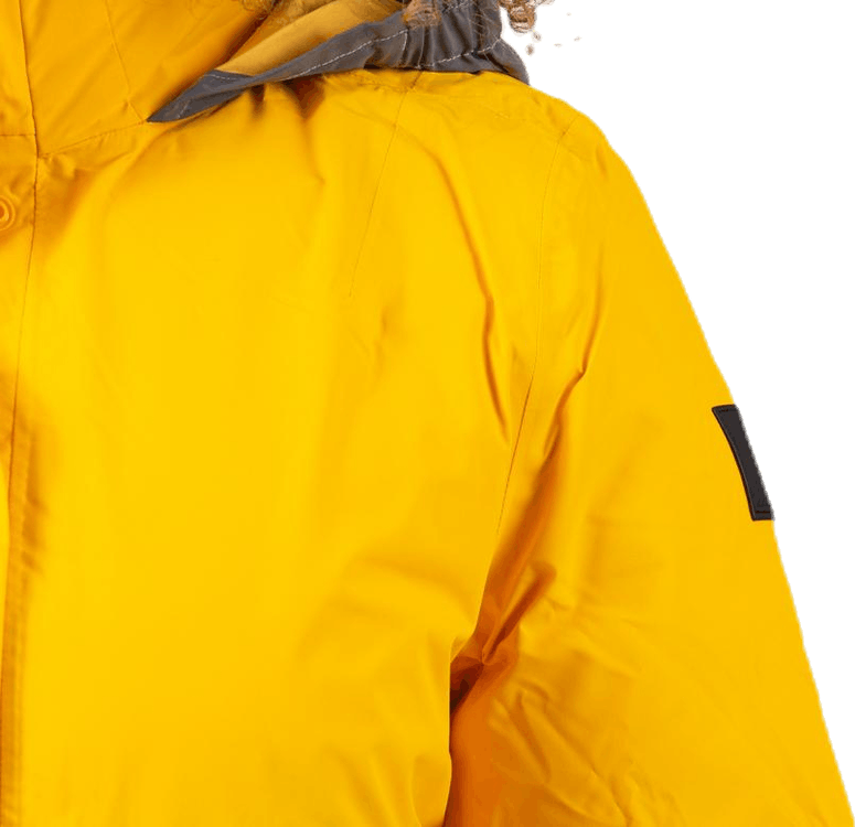 Kim Jacket Yellow