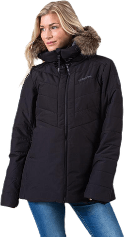 Nana Padded Jacket Black