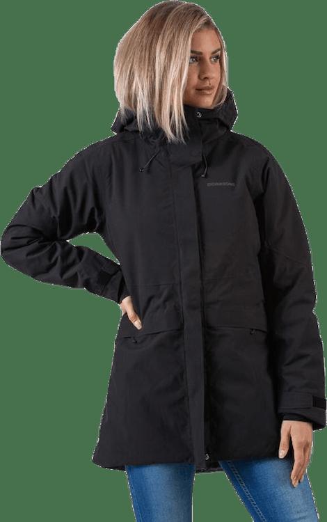 Alta Jacket Black