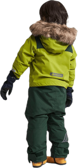 Tirian Kid's Coverall Green