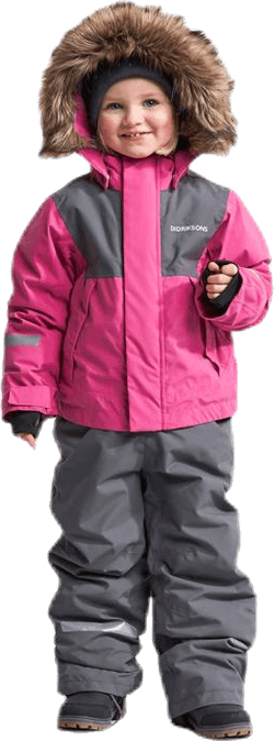 Tirian Kid's Coverall Pink