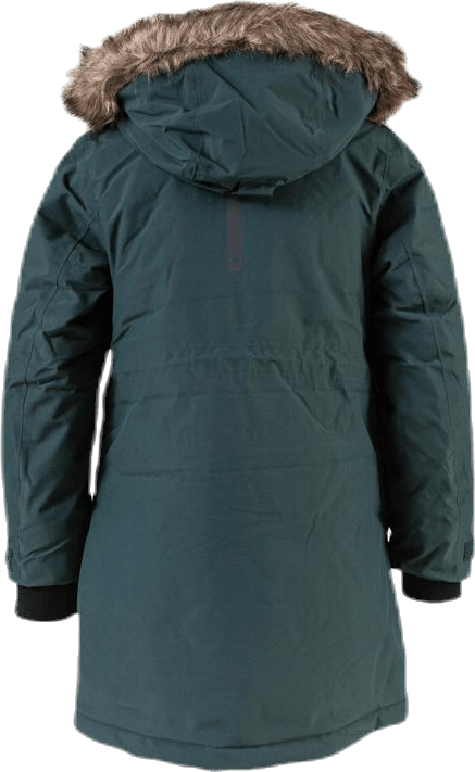 Jamila Girl's Parka Green