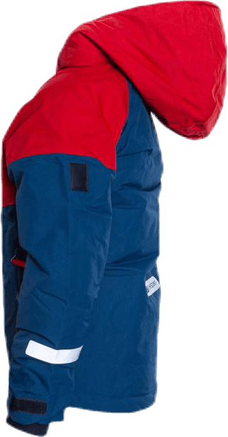 Lun Kid's Jacket Red