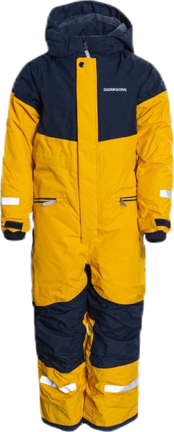 Cornelius Kid's Coverall Yellow
