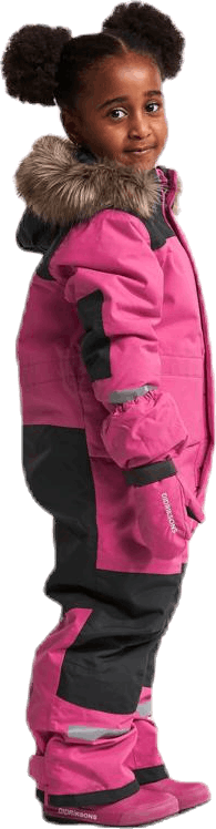 Björnen Kid's Coverall Pink