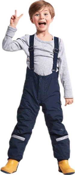 Idre Kid's Pants Blue