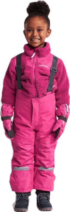 Idre Kid's Pants Pink
