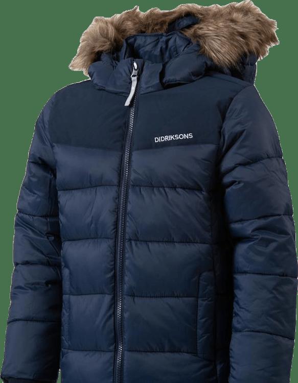 Digory Kid's Puff Jacket Blue