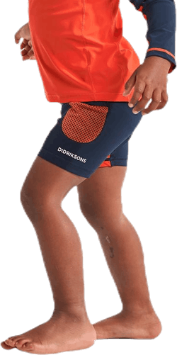 Breeze Kids UV Shorts Blue