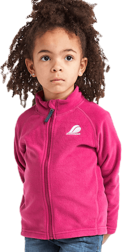 Monte Fleece Jacket 5 Pink