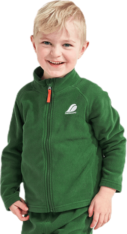Monte Fleece Jacket 5 Green
