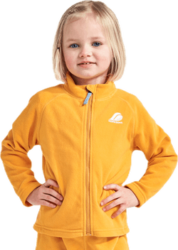 Monte Fleece Jacket 5 Yellow