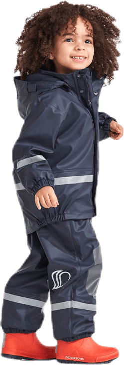 Boardman Padded Rain Set Blue