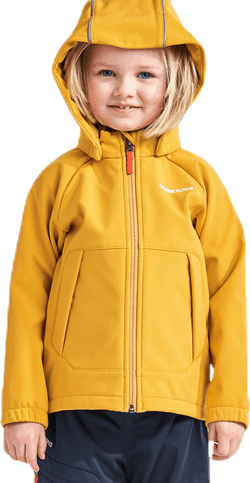 Poggin Softshell 2 Yellow